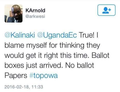no ballots